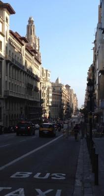 cass street scene
